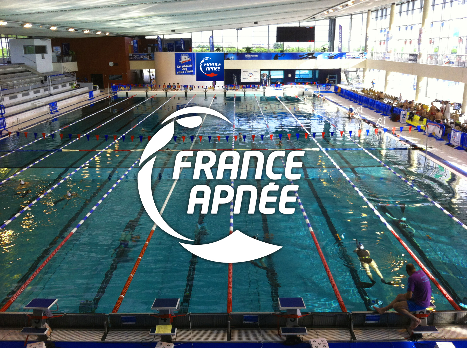 Championnat de france indoor ffessm 2014 chartres for Piscine de chartres