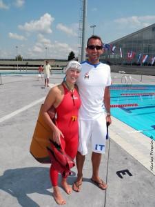 Ilaria et Mike Belgrade 2013 IAWC