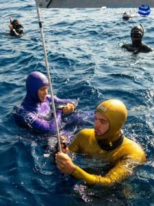 Molchanovs mère et fils photo : Freedivingworld
