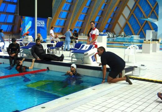 INTERVIEW EXCLUSIVE : Arthur Guerin-Boeri revient sur ses Championnats du monde CMAS à Kazan