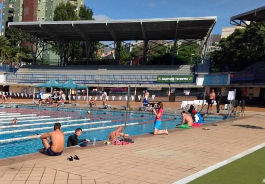 Championnats d'Europe CMAS 2014 à Tenerife