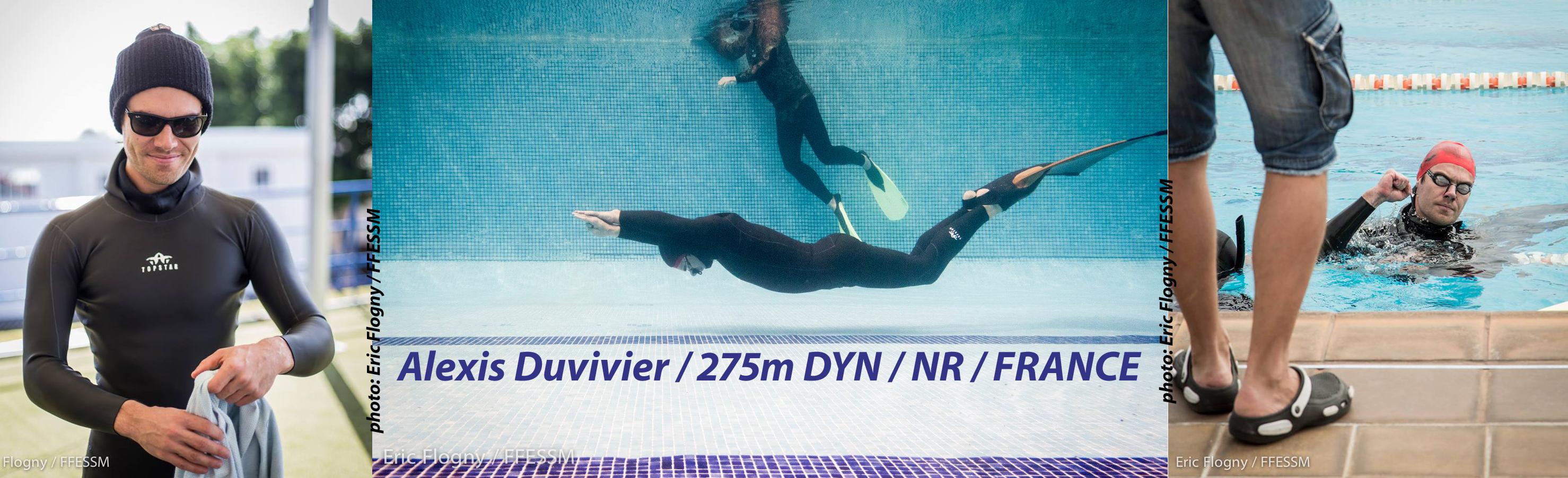 photos : Eric Flogny pour la FFESSM montage : France Apnée