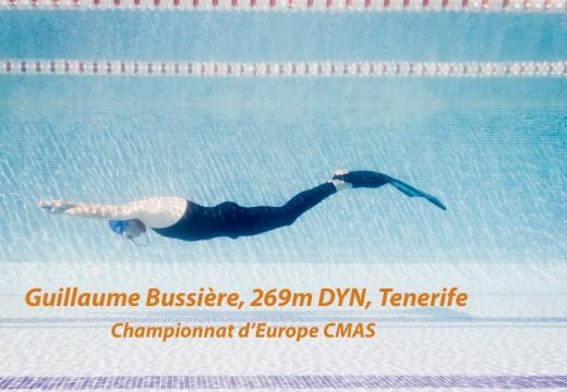 INTERVIEW EXCLUSIVE : Guillaume Bussière revient sur ses championnats d'Europe