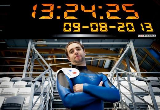 Championnats du monde CMAS 2013 à Kazan