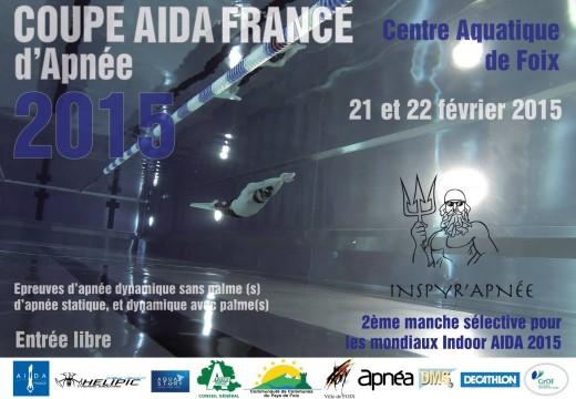2e manche de la Coupe AIDA France (Foix)