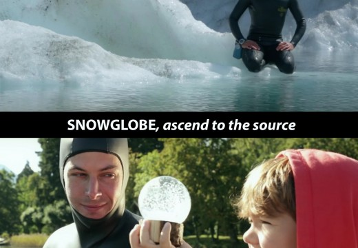 SNOWGLOBE, ascend to the source