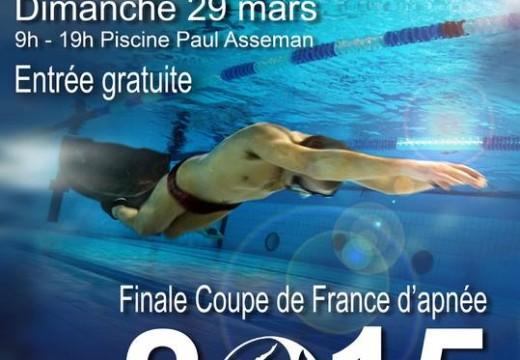 5e manche de la Coupe de France FFESSM 2015 – Dunkerque