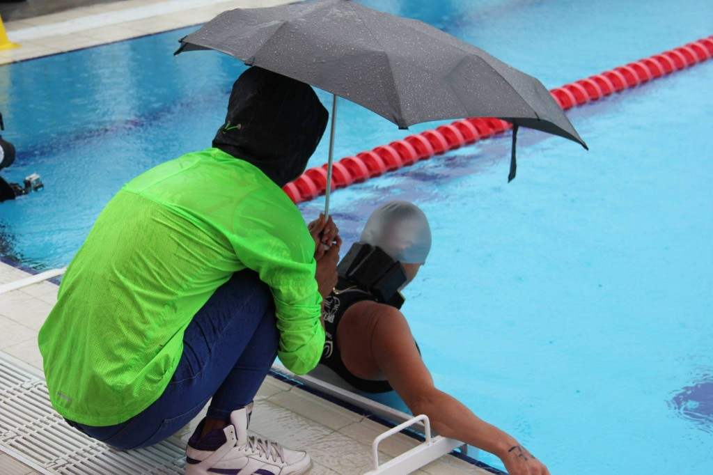 les parapluies étaient de sortie / photo : Aleksandr Pangaev