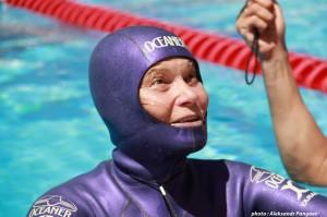 Natalia Molchanova se qualifie avec 7'06