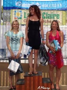 Coraline avec Aurore Asso et Alice Modolo (photo : Anne Maury)