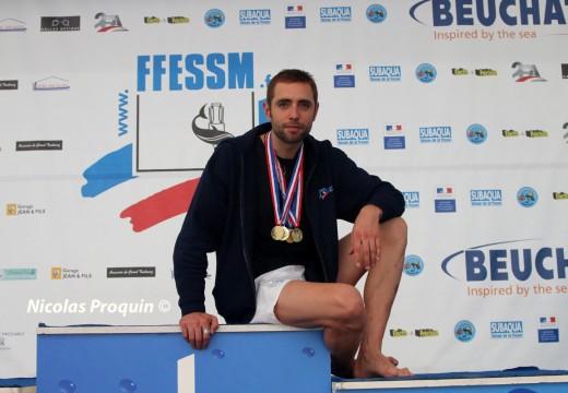 Arthur Guérin-Boëri, 2015 ou la confirmation d'un champion d'exception