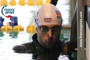 Arthur Guérin-Boeri a dans la tête ce record de DNF de 2011... celui de Fred Sessa avec 207m en bassin de 50.