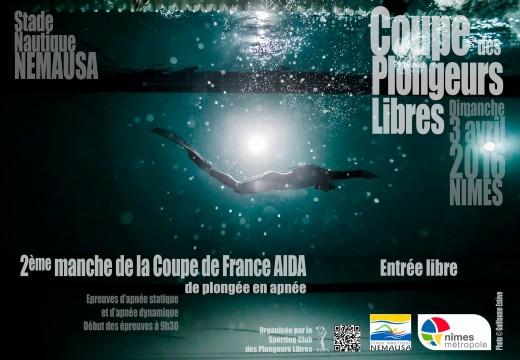 2e manche de la Coupe AIDA France 2016 / Nîmes