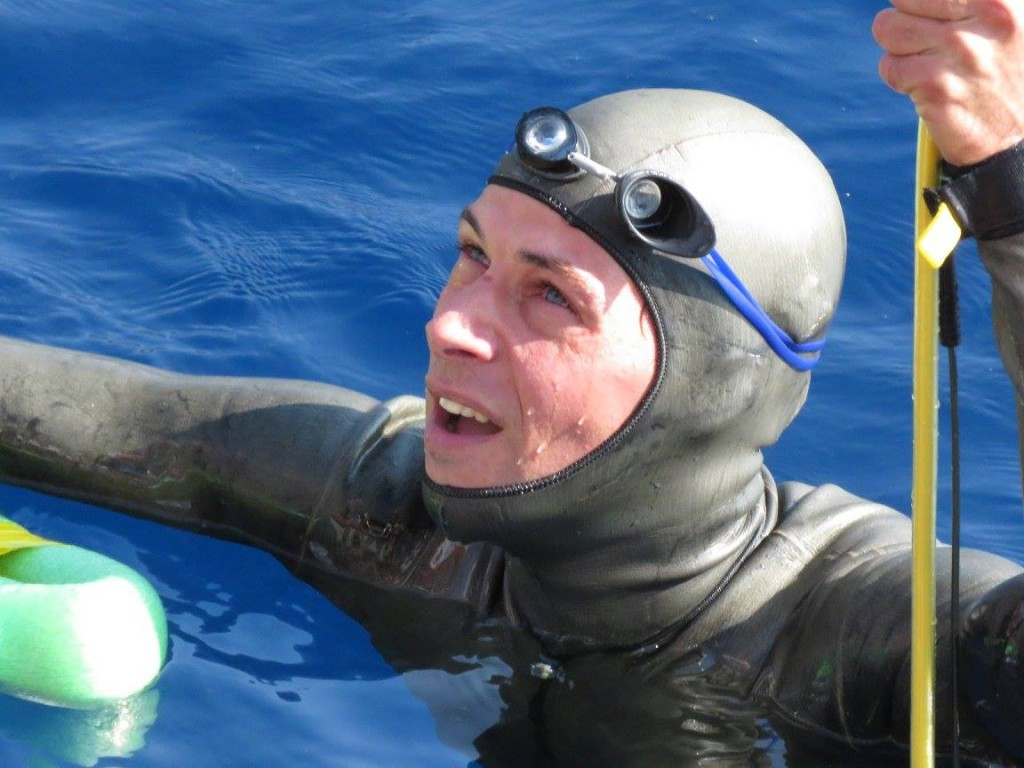 Stéphane Tourreau (photo : Barakuda club diving center)