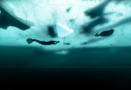 INTERVIEW – Arthur Guérin-Boëri et ses 175m DYN sous la glace