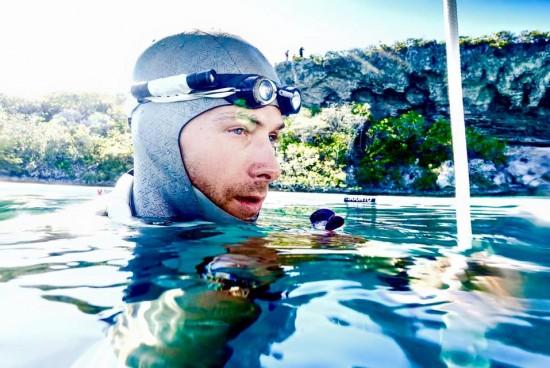 » The freediving universe » avec Stéphane Tourreau [web-série]