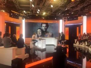 Guillaume Néry, un habitué des plateaux de télévision