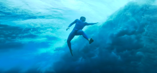 [VIDEO] « Below » sous la vague avec Arnaud Jerald