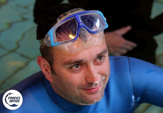 INTERVIEW EXCLUSIVE: Jérôme Chapelle, « entraîneur freediver »