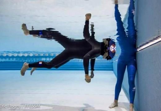 Records de France FFESSM Indoor (piscine)