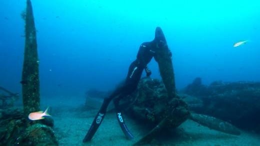 Immersion sur le P38 avec Nox