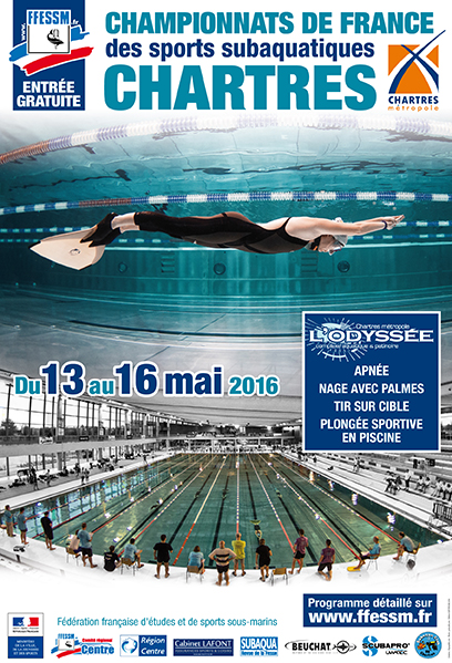Le championnat de France fédéral Indoor 2016
