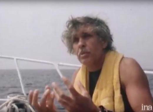 Jacques Mayol et le réflexe d'immersion (1981)