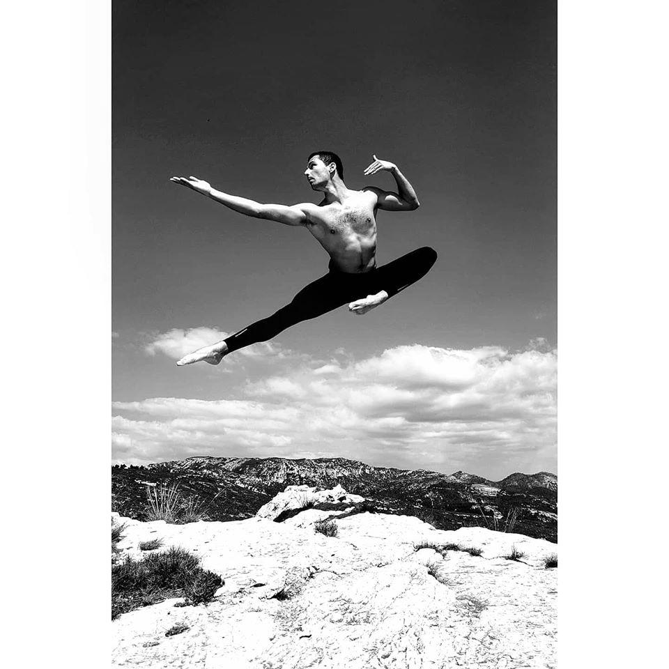 """I choose to Fly my mind"" (photo : Charlotte benoît)"