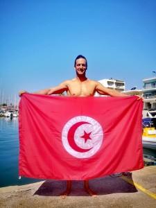 the tunisian freediver