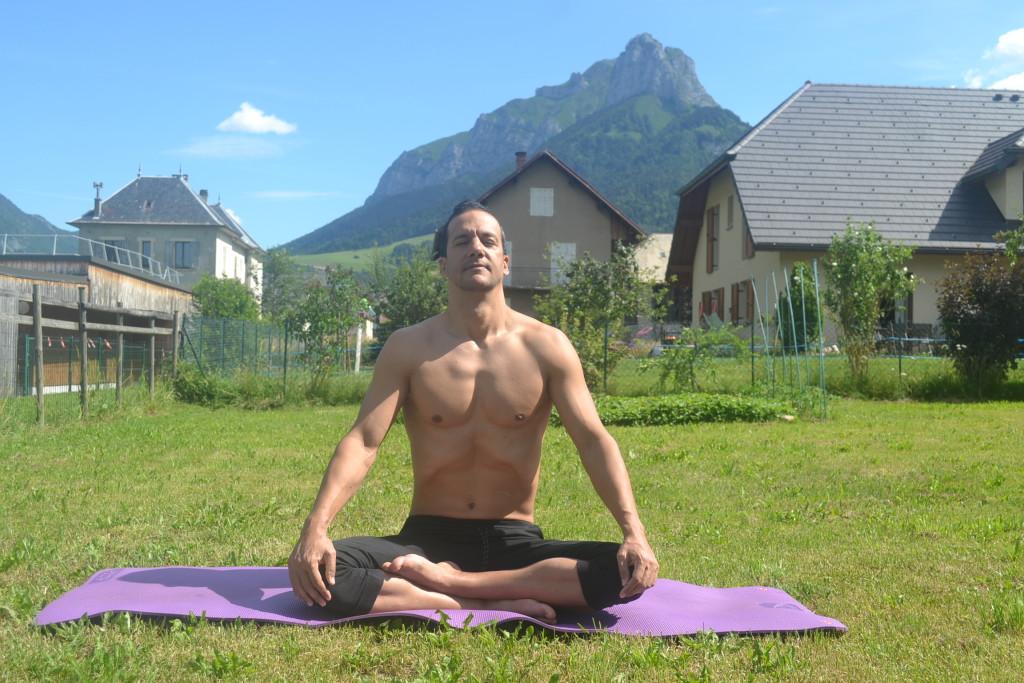 yoga en pays savoyard